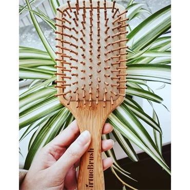 Virtue Brush Bamboo Hairbrush