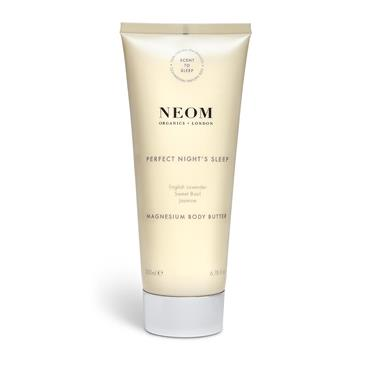 Neom Organics Perfect Nights Sleep Magnesium Body Butter 200ml