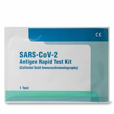 SARS CoV-2 Antigen Rapid Test Kit (1 Pack)
