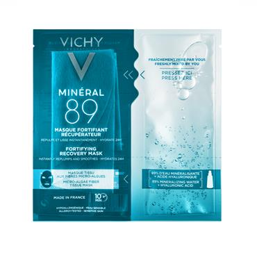 Vichy Minéral 89 Fortifying Recovery Mask