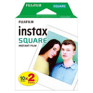 Instax Square Instant Film 20 Pack