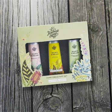 The Handmade Soap Company Gift Sets Hand Cream Tube Gift Set