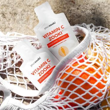 Liposomal YourZooki Vitamin C 30 (1000mg) Sachets