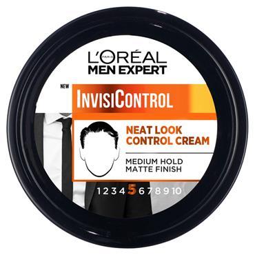 L'Oreal Paris Men Expert InvisiControl Neat Look Control Hair Cream 150ml