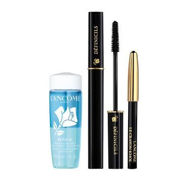 Lancôme Définicils Christmas Gift | Mascara, Makeup Remover & Eyeliner Kit