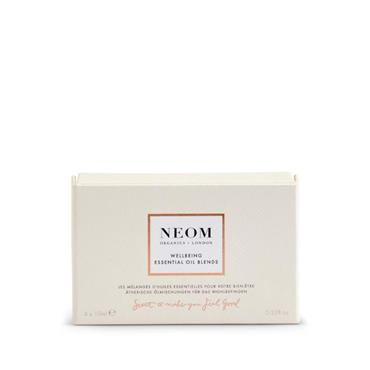 Neom Organics Wellbeing Essential Oil Blends Collection