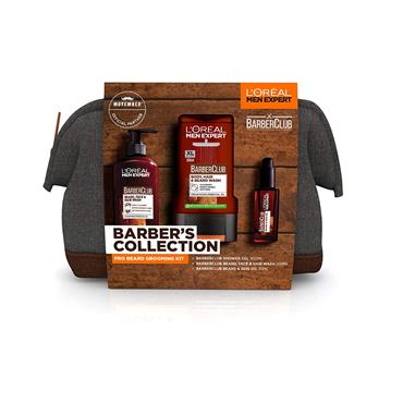 L'Oreal Paris Men Expert The Full Monty Washbag Gift Set
