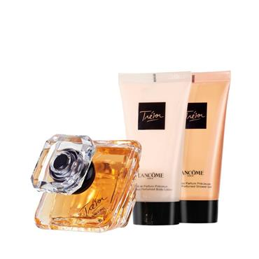 Lancôme Trésor Eau De Parfum For Women Christmas Gift Set