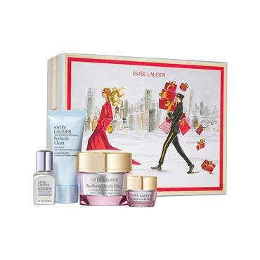 Estée Lauder Lift + Glow Skincare Collection Gift Set