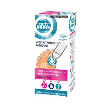 Peditech Actifreeze Wart & Verruca Remover