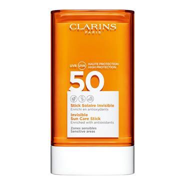 Clarins Sun Care Invisible Sun Care Stick SPF50