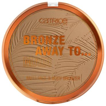 Catrice Bronze Away To... Matt Face & Body Bronzer Maui