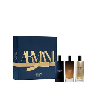 Armani Code Men's Discovery Fragrance Gift Set