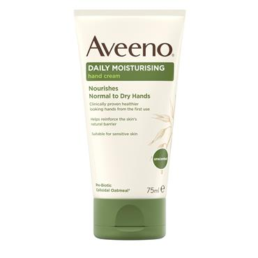 Aveeno Daily Moisturising Hand Cream 75ml