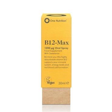 One Nutrition B12 Max 30ml Spray