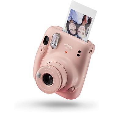Instax Mini 11 Camera Blush Pink