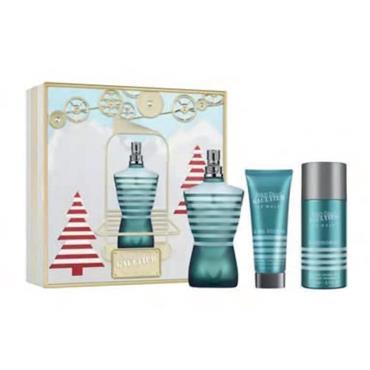 Jean Paul Gaultier Le Male 125ml 3 Piece Gift Set