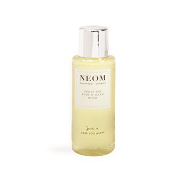 Neom Organics Great Day Body & Hand Wash 50ml