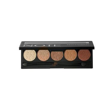 NOTE Cosmetics Professional Eyeshadow 106 Metallic Gold