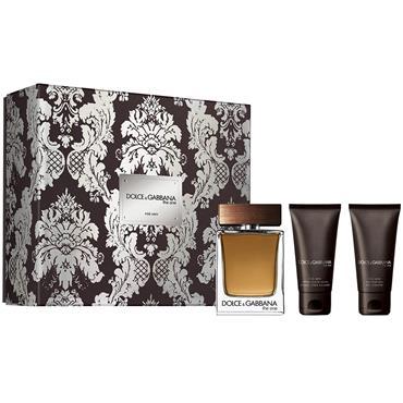 Dolce & Gabbana Men's The One Eau de Toilette 100ml Set