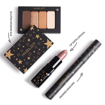 Inglot Cosmetics Holiday Dream Makeup Set
