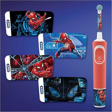 Oral B Kids Electric Toothbrush Spiderman