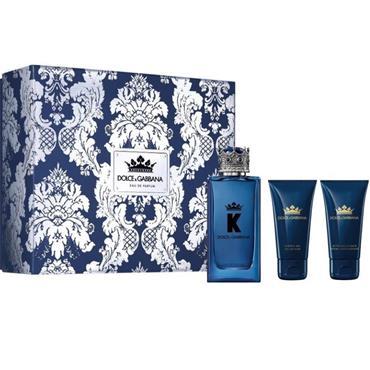 Dolce & Gabbana K by Dolce & Gabbana 100ml Eau De Parfum Trio Set