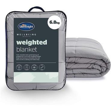 Silent Night Weighted Blanket 6.8kg
