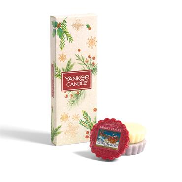 Yankee Candle 3 Wax Melts Gift Set