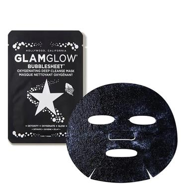GLAMGLOW Bubble Sheet Mask (1 Mask)
