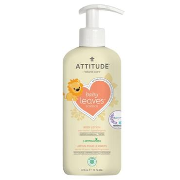 Attitude Baby Leaves Body Lotion Pear Nectar 473ml