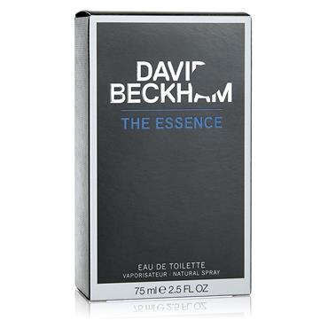 David Beckham The Essence Mens Eau De Toilette 75ml