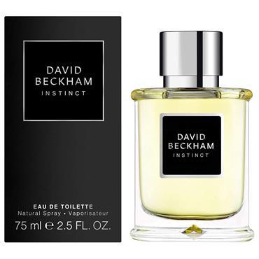 David Beckham Instinct Eau De Toilette 75ml