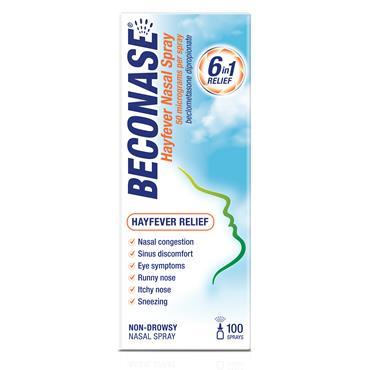 Beconase Hayfever Relief Nasal Spray