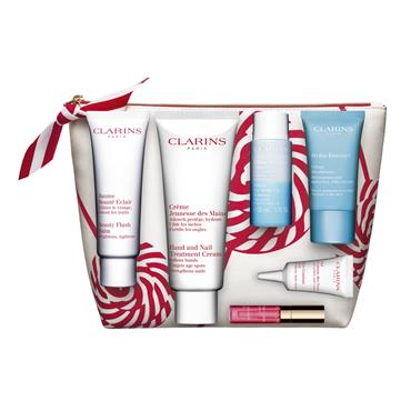 Clarins Weekend Essentials Holiday Set