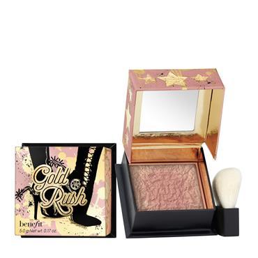 Benefit Gold Rush Warm Golden-Nectar Blush