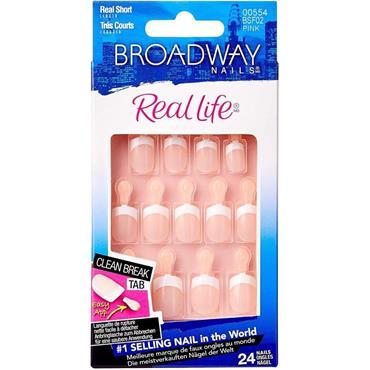 Broadway Nails Real Life Pink BSF02