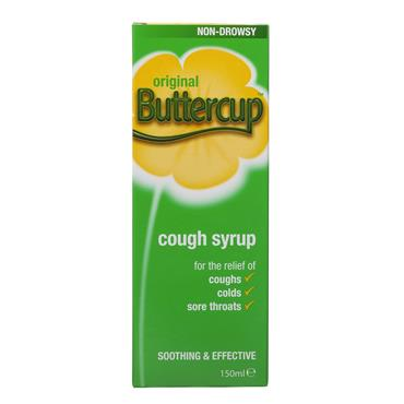 Buttercup Cough Syrup 150ml