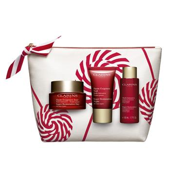 Clarins Super Restorative Holiday Set