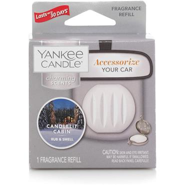 Yankee Candle Candlelit Cabin Charming Scents Fragrance Refill