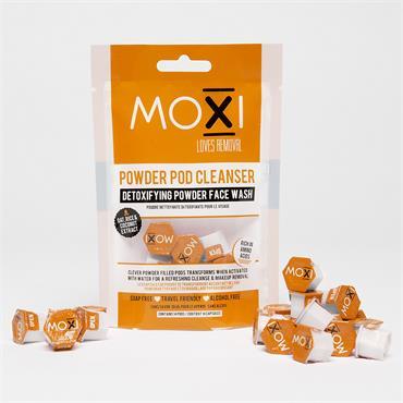 Moxi Loves Cleansing Powder Pods