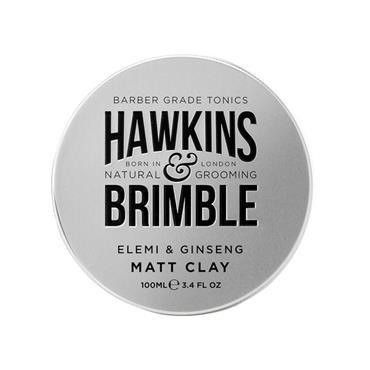 Hawkins & Brimble Matt Clay Pomade 100Ml