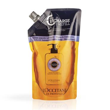 L'Occitane Shea Butter Lavender Liquid Eco Refill 500ml