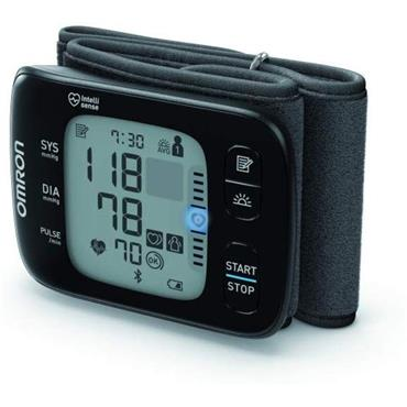 Omron RS7 Intelli IT Automatic Wrist Blood Pressure Monitor |OMRRS7