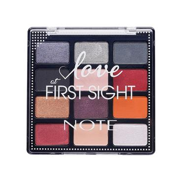 NOTE Cosmetics Love At First Sight Palette 203 Freedom To Be