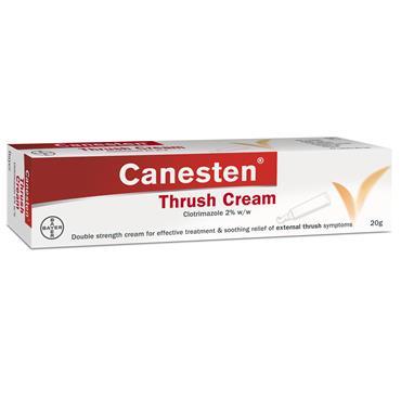 Canesten 2% Thrush Cream