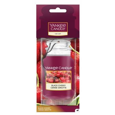 Yankee Candle Black Cherry Car Jar Single