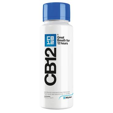 Cb12 Oral Rinse Blue Top 500Ml