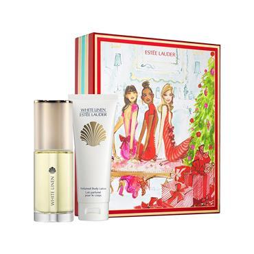 Estée Lauder White Linen Indulgent Duo Gift Set