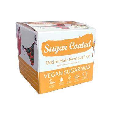 Sugar Coated Bikini Hair Removal Kit 200g